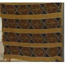 Bogolan pattern wall hanging (Small) by Dao Djénéba:
