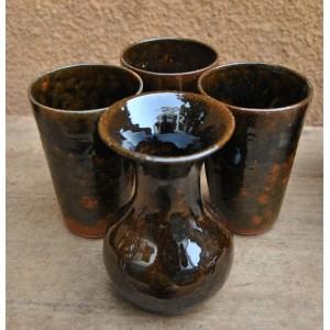 Vitrocéramique par Lassané Sakandé