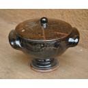 Pot en céramique par Lassané Sakandé