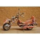 Moise Kargougou: Moto 1