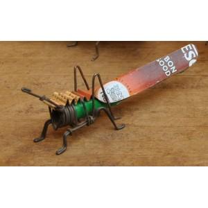 Insecte recyclé fabriqué par Moise Kargougou