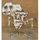 Joseph Tiendrébéogo: Carte & Figures 1