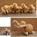 Nodding Elephant by Evariste Sorgho and Séni Sawadogo