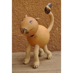 Nodding Cat by Evariste Sorgho and Séni Sawadogo