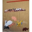 Evariste Sorgho: Children's Mobile 1