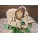 Séni Sawadogo: Serre-livres Eléphant 1